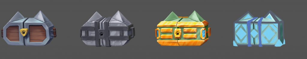soul coin gold and diamond chests