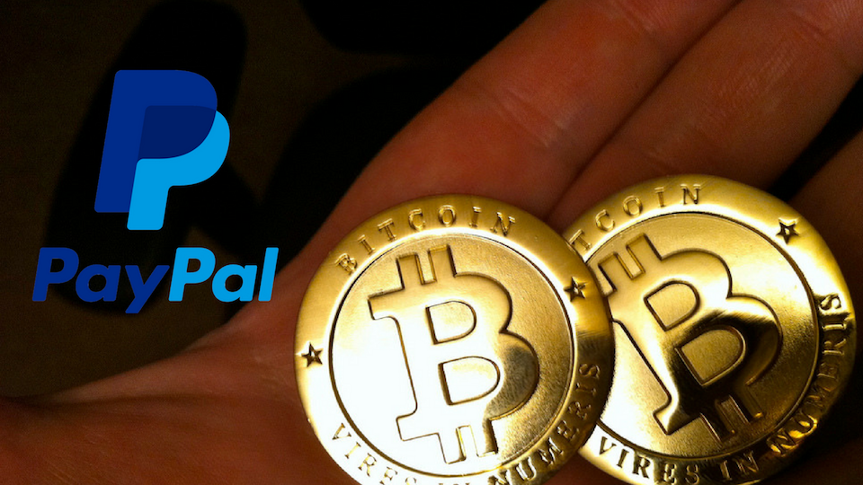 Can you connect cryptocurrency to paypal