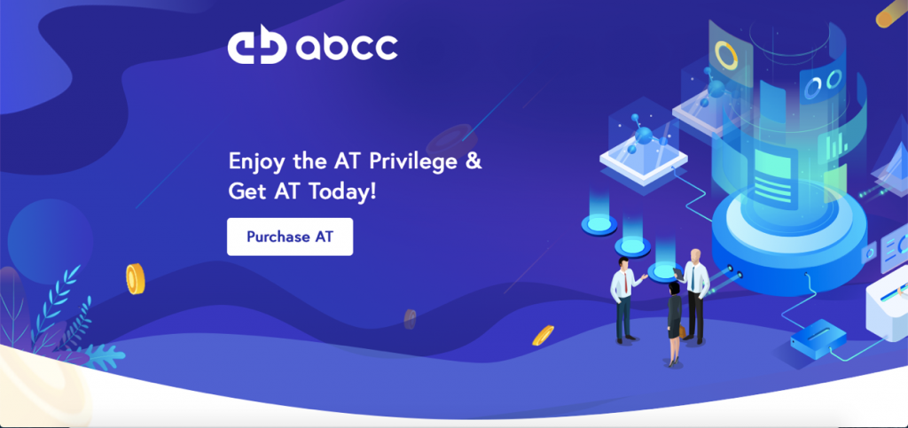 abcc cryptocurrency website main page